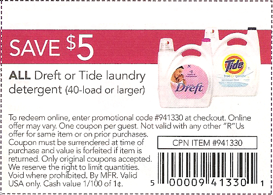 Dreft free new coupons printable coupons online for Coupon gratis