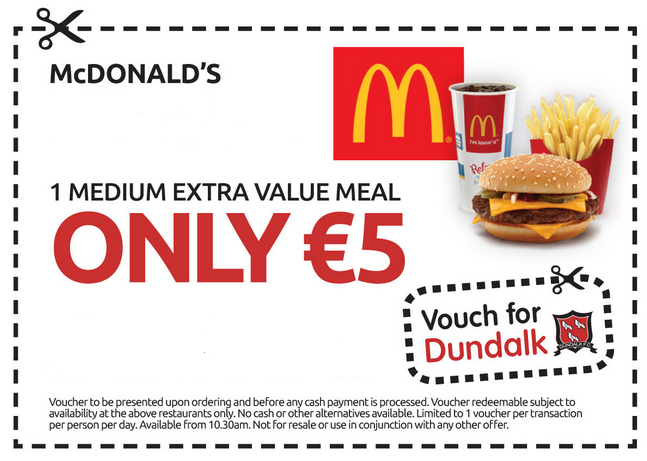 Free Mcdonald's Sandwich Coupons | Printable Coupons Online