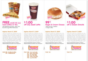 valid-online-Dunkin-Donuts-Coupons