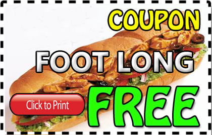 photograph regarding Printable Subway Menu known as totally free Subway Menu Discount codes 2015 Printable Discount coupons On line