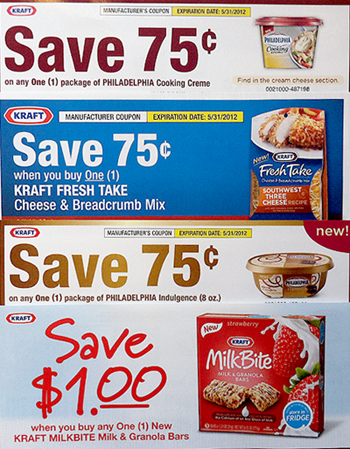 Wallmart Grocery And Food Coupons 1
