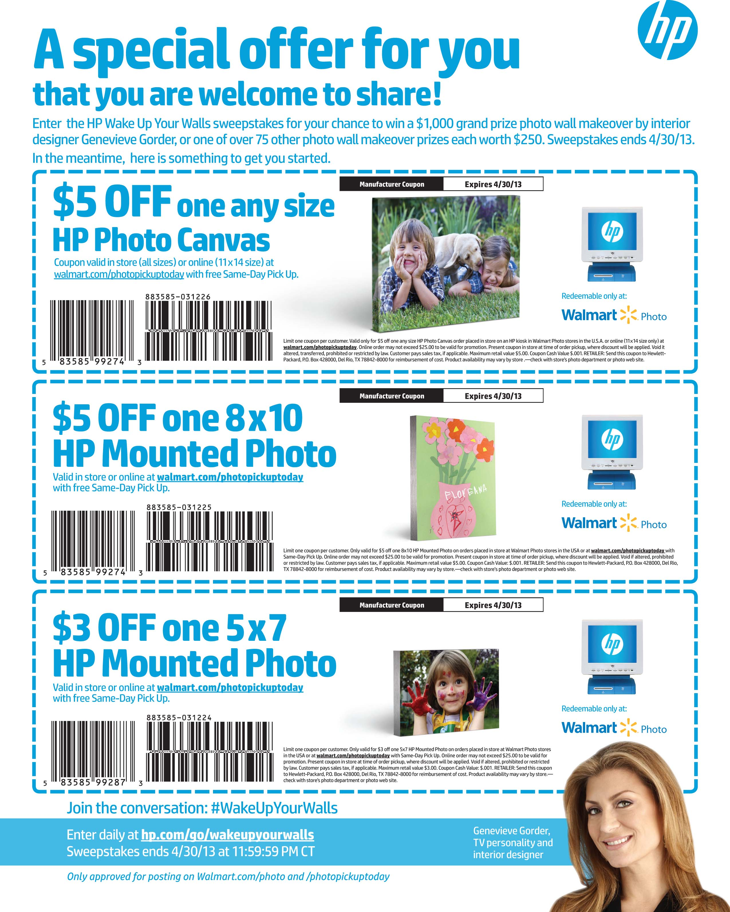 Walmart coupon hp laptop