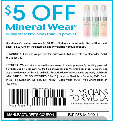 photograph regarding Printable Formula Coupons called Create Up elegance Discount coupons 2015 mineral-put on-make-up-coupon
