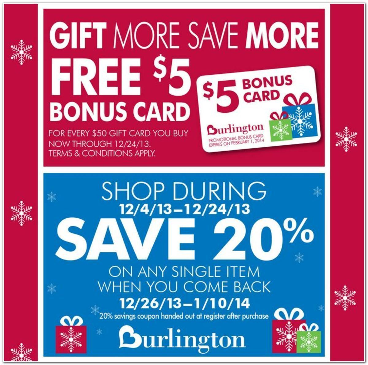 Burlington Coat Factory is a clothing and accessories retailer. It offers many exclusive products such as Luxury Linen and Baby Depot and has diversified its business into furniture and home accessories. Customers like Burlington because of the economical prices of its products.