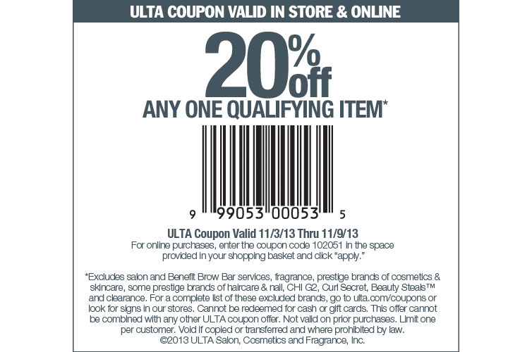 Burlington discount coupons