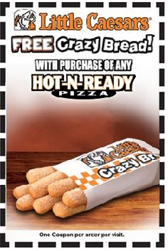Little Caesars Pizza is a global pizza chain, supplying delicious pizza since The chain is known for its HOT-N-READY menu which is designed to allow for immediate pickup of menu items. For more savings, check out our Little Caesars Pizza gift card deals.