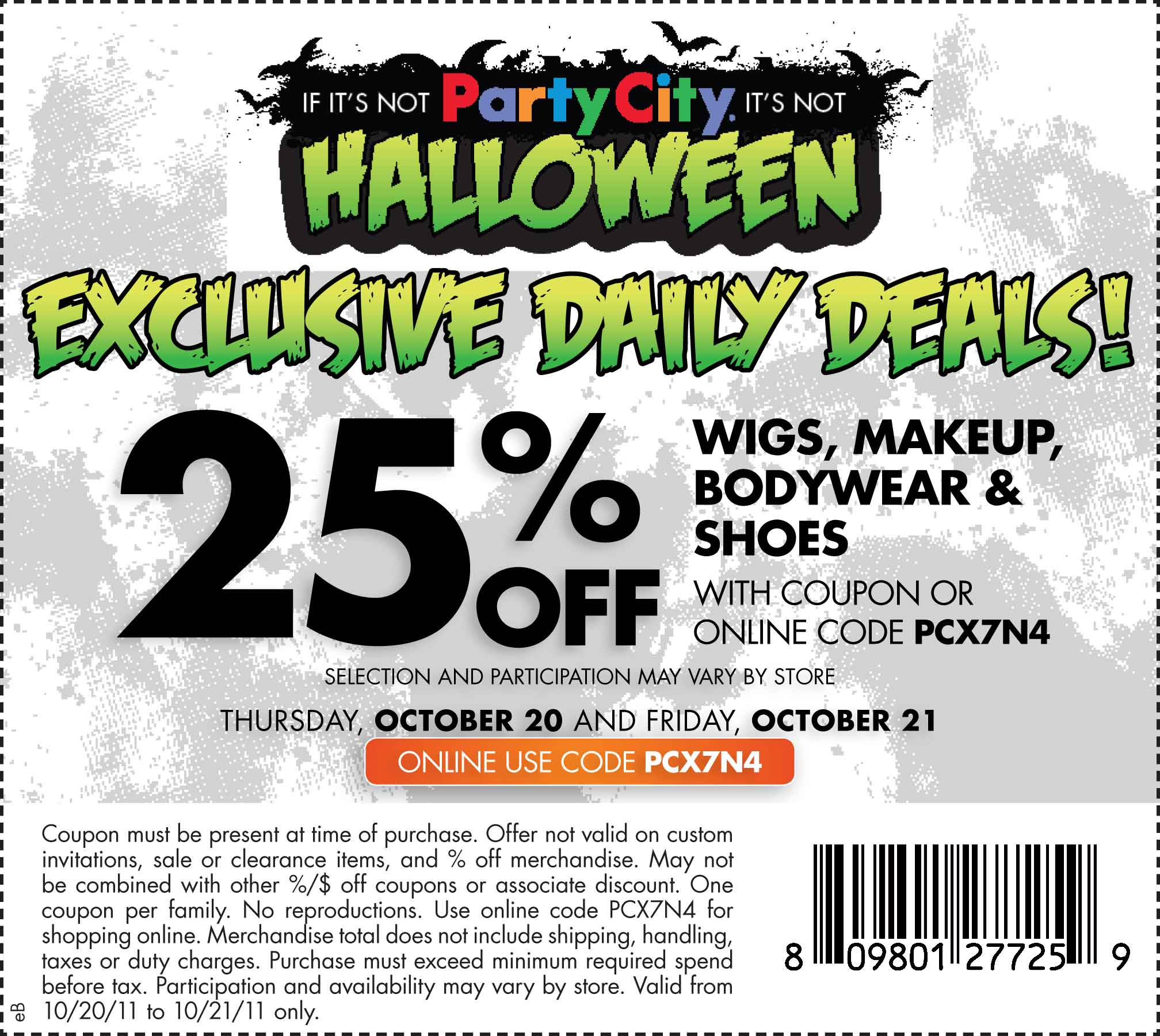 new printable u2013 save 15 off costumes halloween coupons part city and Spirits (1)  sc 1 st  Printable Coupons & new printable u2013 save 15 off costumes halloween coupons part city and ...