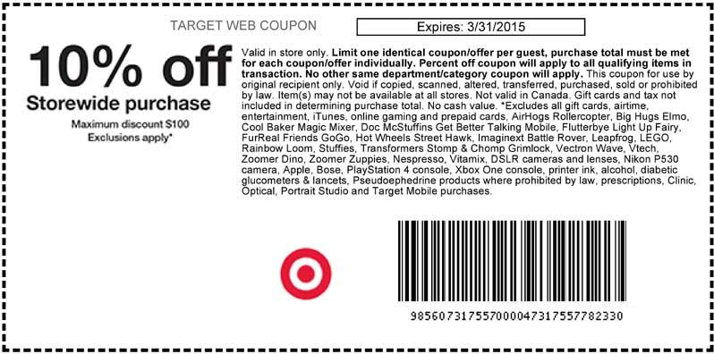 Coupons for printing pictures at target