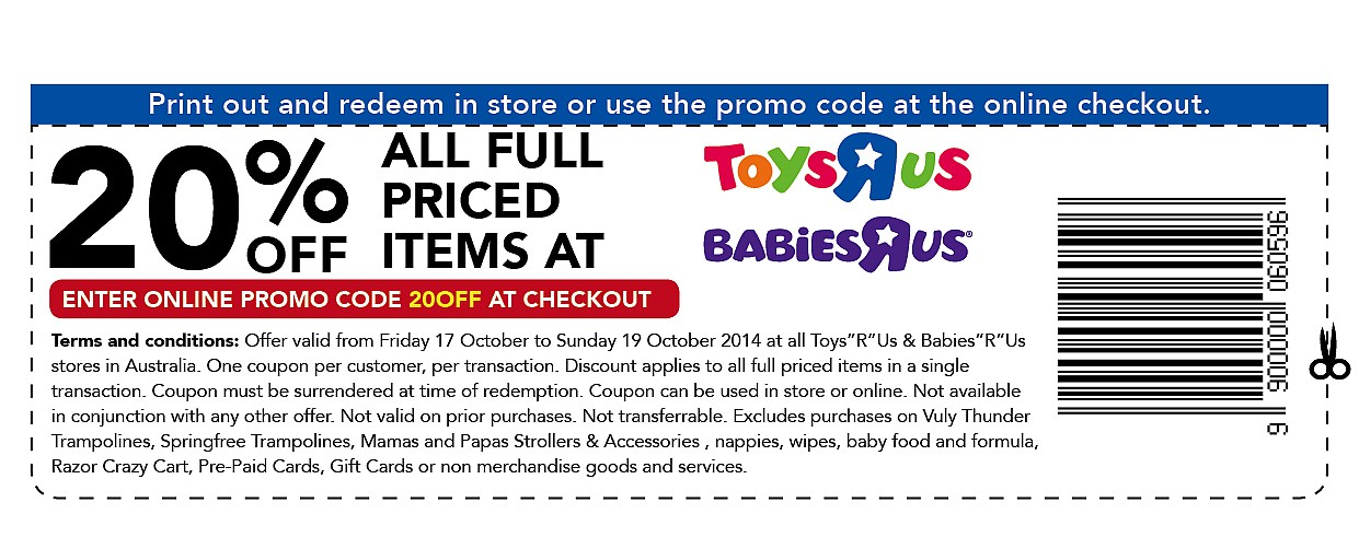 Lego Toys R Us Coupon 2017 Printable : Toys r us coupons for october printable online