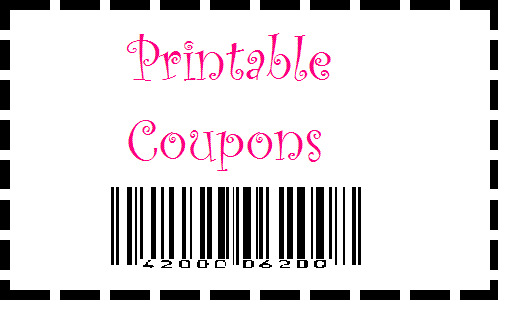 printable coupons and mobile codes