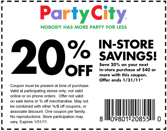halloween city coupon in store