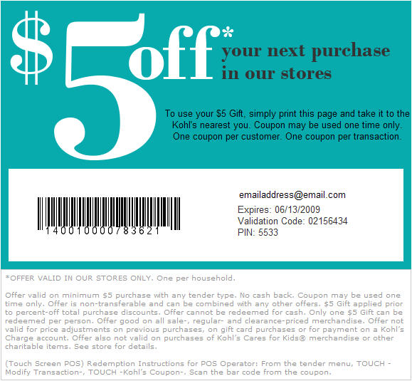 Kohls coupon july 2018 30 santa deals cork find 40 dsw coupon codes and promos for november on retailmenot fandeluxe Gallery