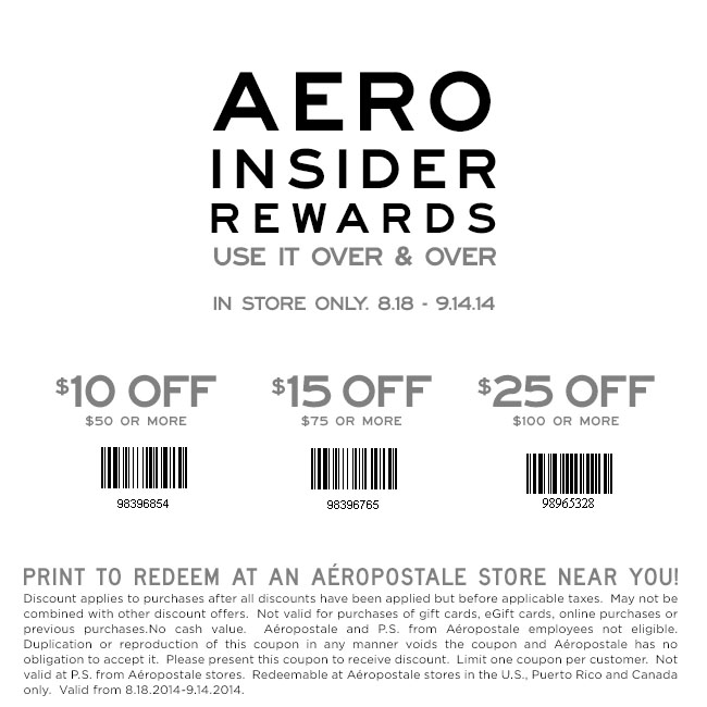American eagle apparel coupons