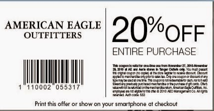 Try all 2 American Eagle Outfitters coupons in a matter of seconds. Honey scours the internet for all available promo codes and automatically applies the best deal to your cart.