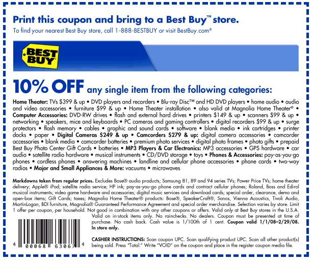 may best buy coupons online prints