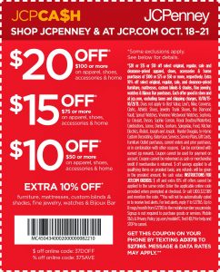 jcpenney coupons-photo-online