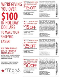 Macys back to school coupon codes printable coupons online