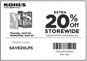 Kohls-20-percent-off-coupon