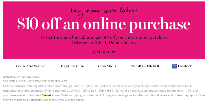 free-victorias-secret-coupons-online