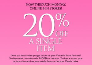 1ef727a707 printable Victoria s Secret coupons-july-20-off