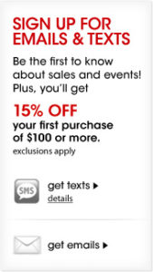 sign-up-Macy's-promo-codes