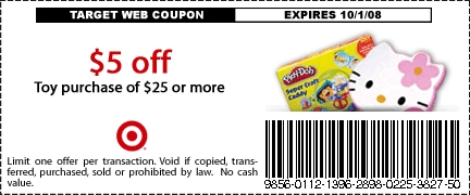 5-off-target-coupons-codes