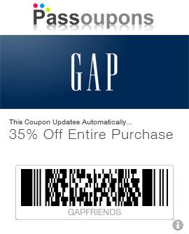 gap-coupon