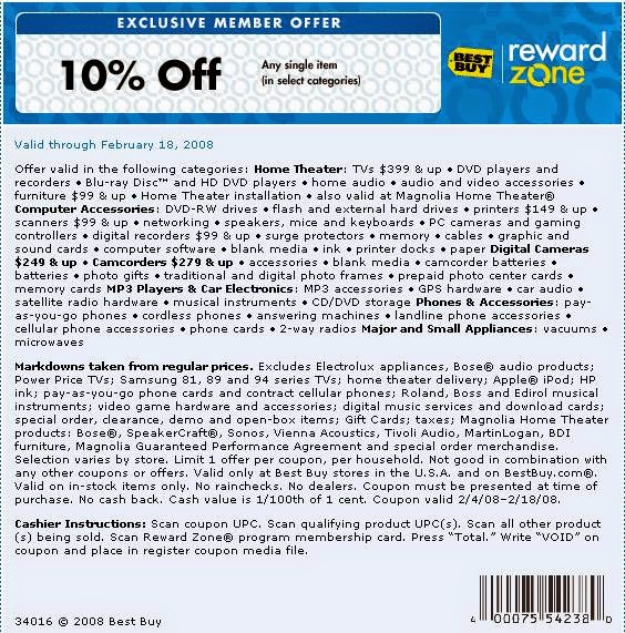 Best buy discounts coupon code