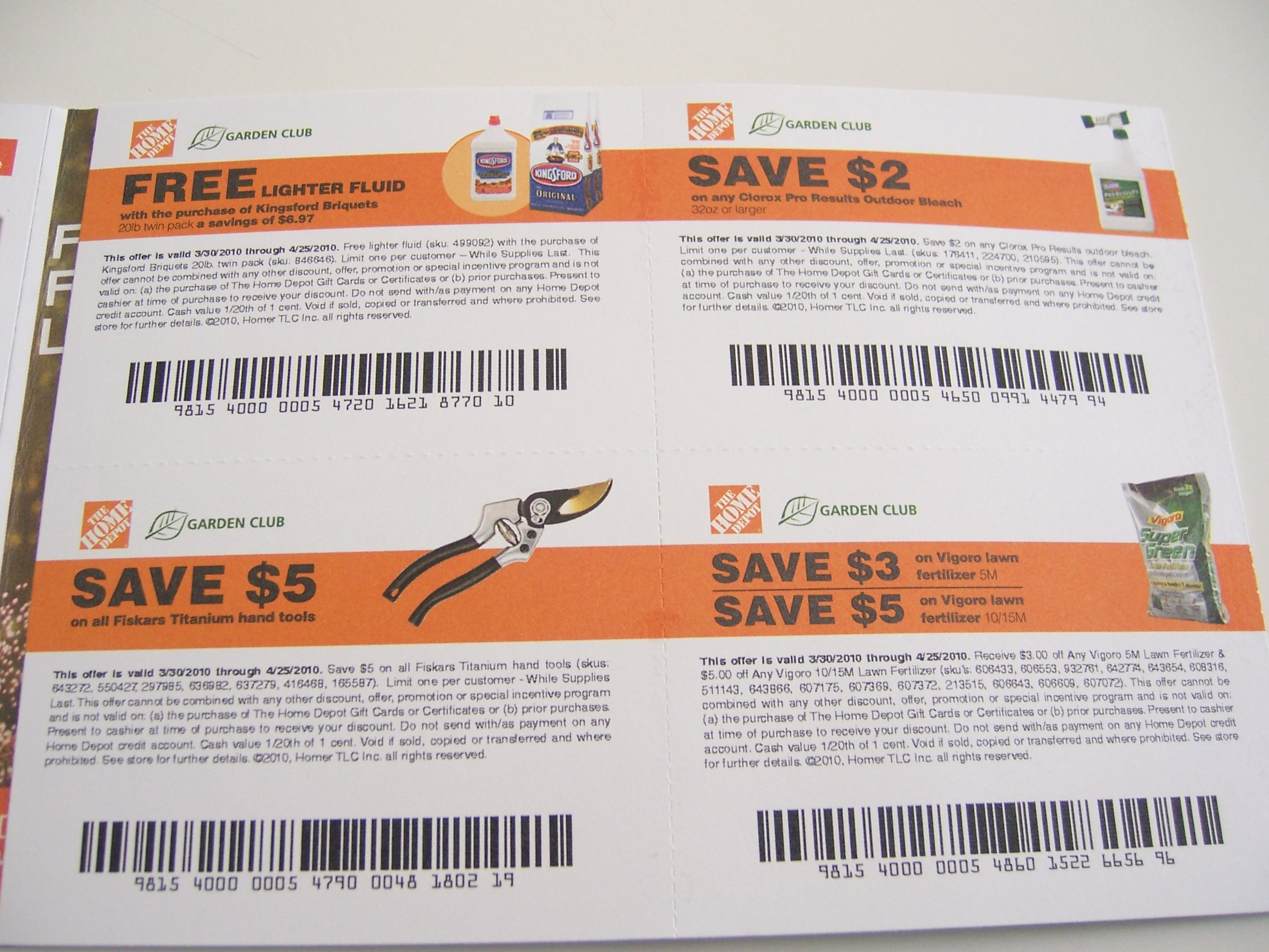 Download Home Depot Coupons January 2017