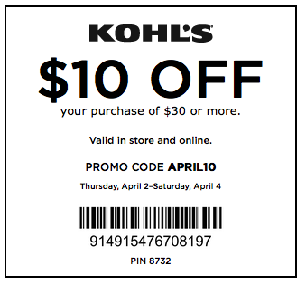 2017-Codes-Online-Kohls-Coupons-10-off-coupons