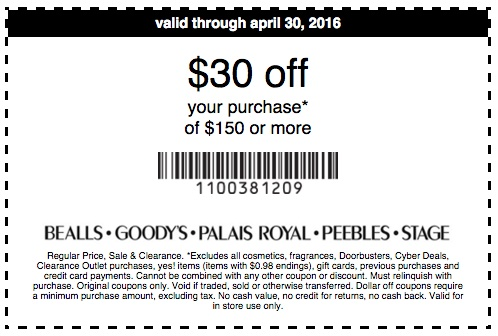 image relating to Goodys Printable Coupons named Printable-discount coupons-KOHLS (2) Printable Discount coupons On the internet