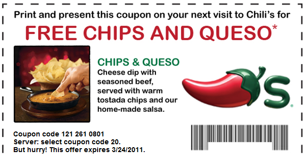 Chilis-Promo-chilis-coupons-printable