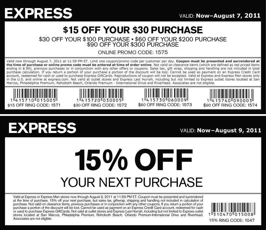 code-Express Coupons-march-april-mobile