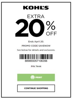 Kohls Coupons 2019 June