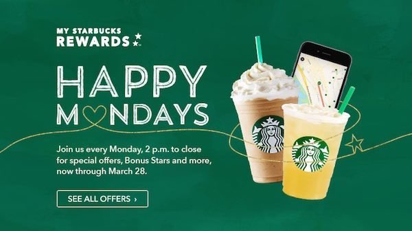 happy-mondaysStarbucks-Rewards-Printable-Coupon