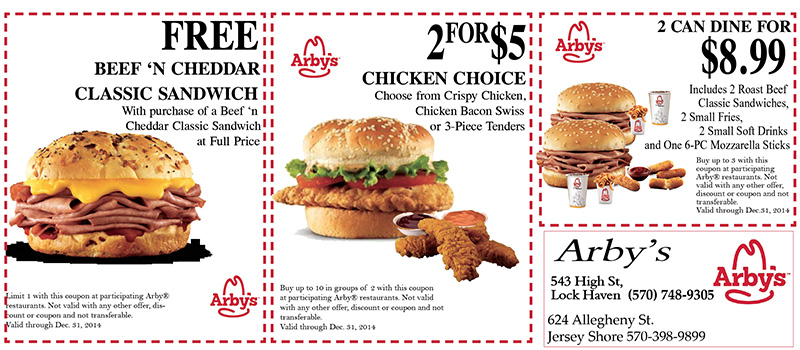 photo about Printable Arbys Coupons identified as Absolutely free printable arbys coupon codes Printable Coupon codes On the net