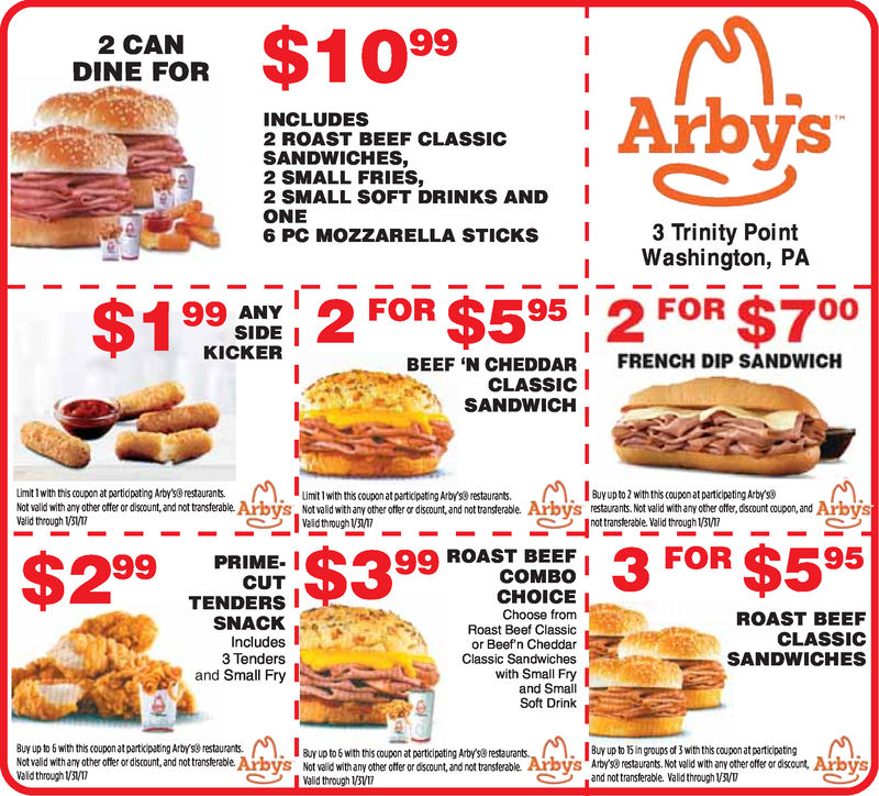 image regarding Arbys Coupons Printable known as Cost-free printable arbys discount codes Printable Coupon codes On the net