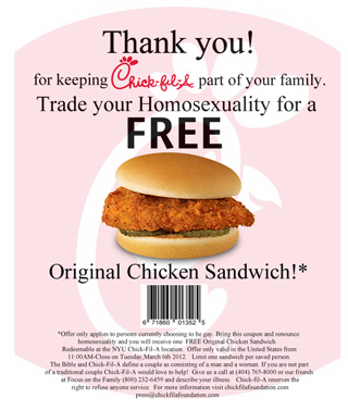 coupon-Free Chick-Fil-A Chicken Sandwich, Spicy Chicken Sandwich