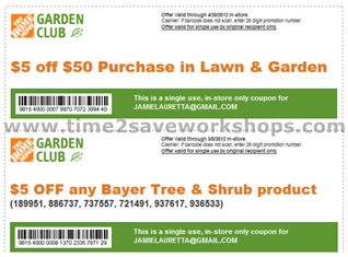 printable Home Depot coupons september code