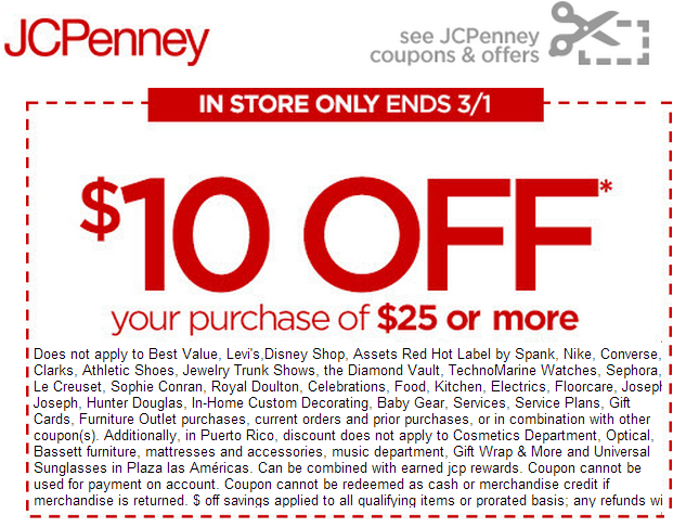 free-10-percent-jcpenney coupons