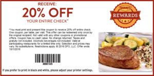 Dennys 2017 Restaurant-coupon
