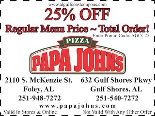 download-papa johns coupons
