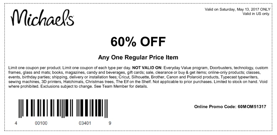 internet coupons michaels printable coupons 2017 - Michaels Framing Prices