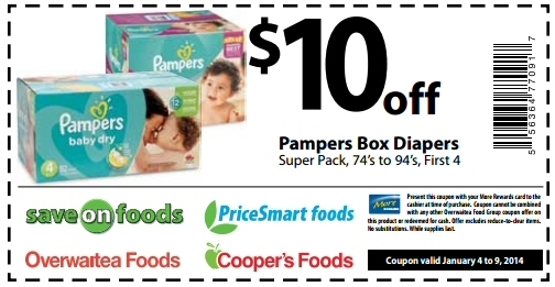 pampers coupon september 2019