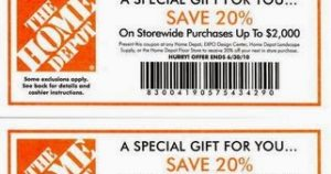 2018-home depot coupons