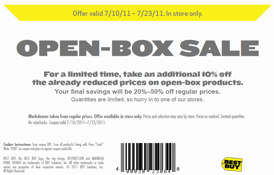 Best Buy Coupons In Store Printable Coupons Online