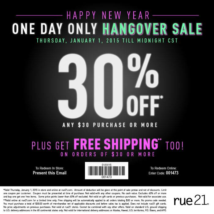 image regarding Rue 21 Printable Coupons referred to as september-rue-21-coupon Printable Coupon codes On line