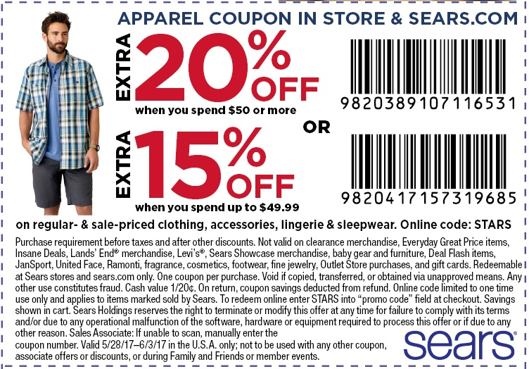 photograph regarding Sears Coupons Printable known as sears-coupon-dresses-sears-discount coupons-2018-sheet Printable