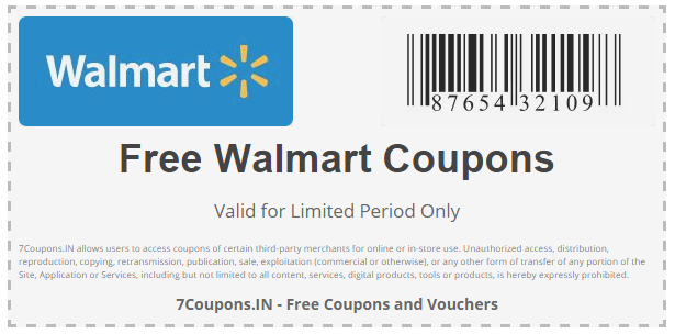 Walmart Coupon Codes For October Printable Coupons Online