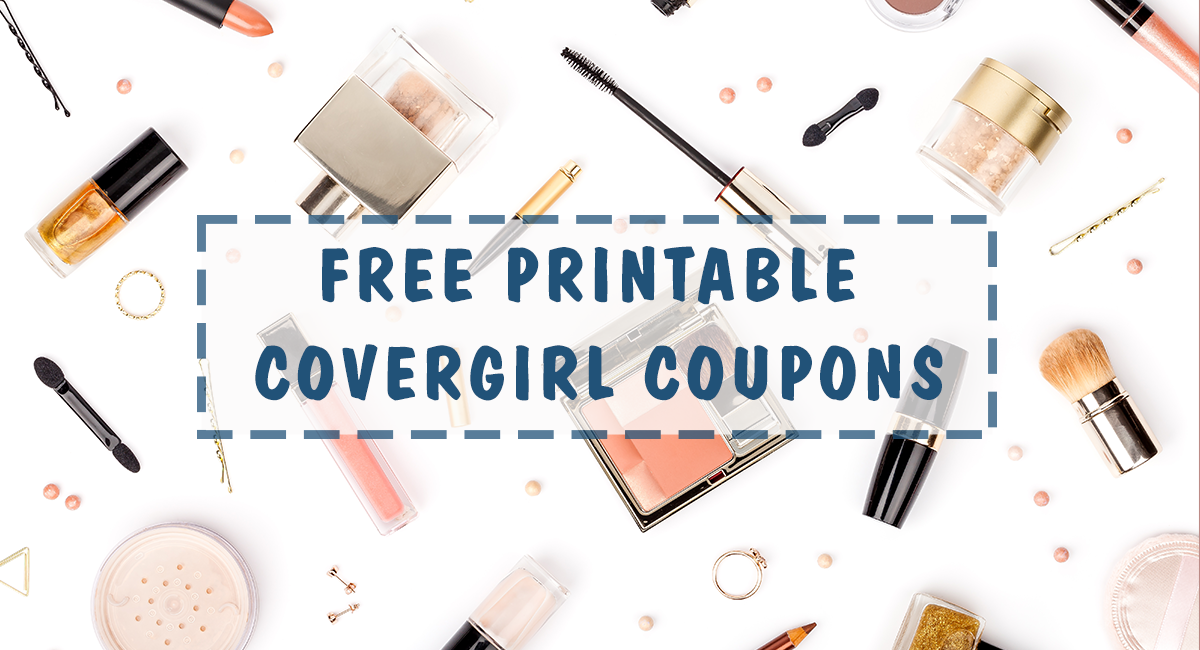 cover girl coupons for 2019